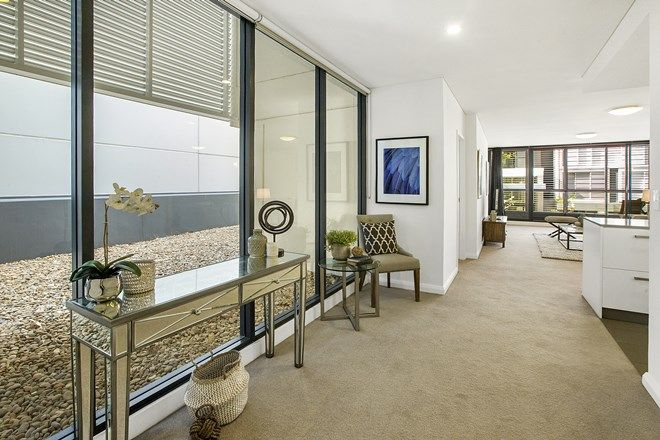 Picture of 108/38 Atchison Street, ST LEONARDS NSW 2065