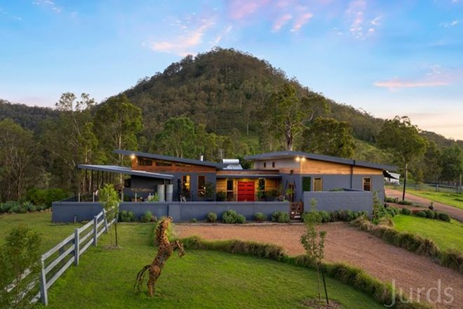Picture of 1184 Lambs Valley Road, LAMBS VALLEY NSW 2335