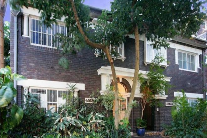 Picture of 1/4 Royston Street, DARLINGHURST NSW 2010