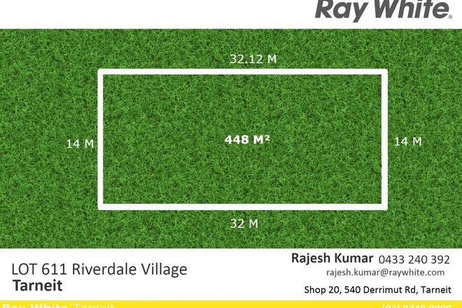 Lot 611 Riverdale Village, TARNEIT VIC 3029