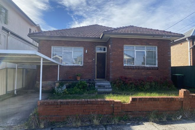 Picture of 8 Orange Street, HURSTVILLE NSW 2220