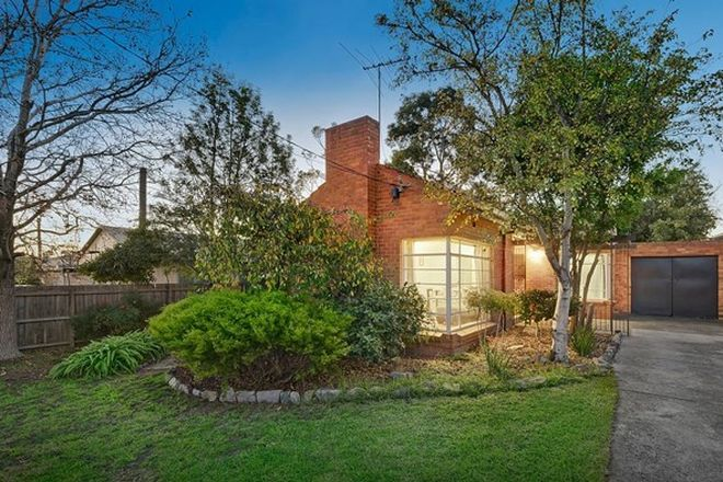 Picture of 1 Hillston Road, MOORABBIN VIC 3189