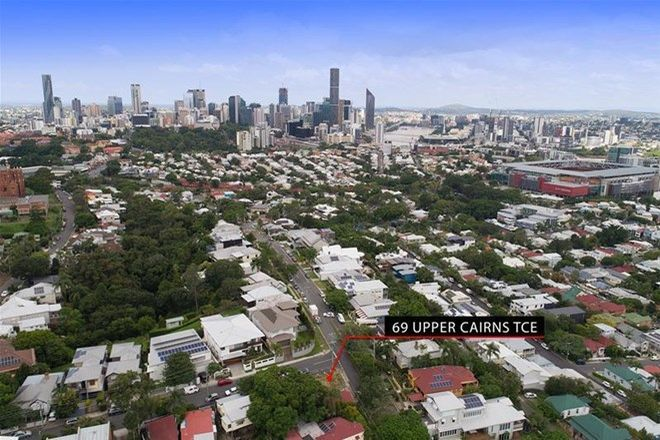 Picture Of 69 Upper Cairns Terrace RED HILL QLD 4059