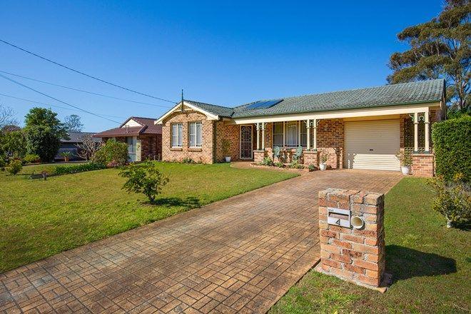 Picture of 4 Davison Drive, SHOALHAVEN HEADS NSW 2535