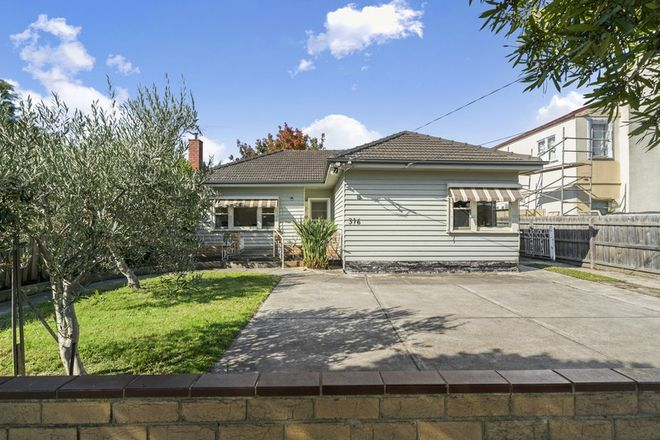 Picture of 316 Warrigal Road, OAKLEIGH SOUTH VIC 3167
