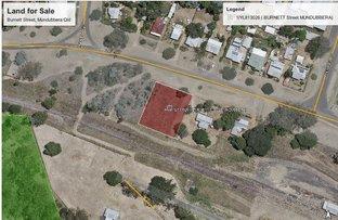 Picture of Lot 1 Burnett St, Mundubbera QLD 4626