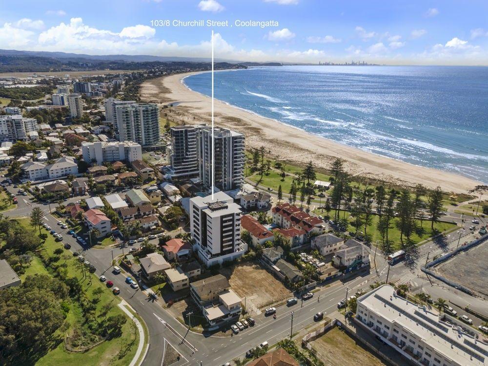 "103/8 Churchill Street, ""Elan"", Kirra QLD 4225, Image 1"