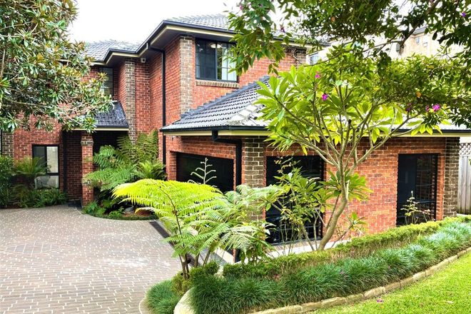 Picture of 1A Megalong Avenue, WILLOUGHBY NSW 2068