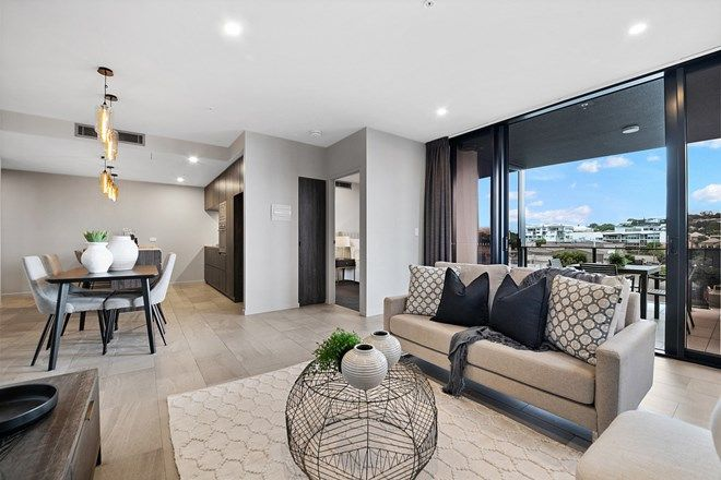 Picture of 412/18 Leopold Street, NEWSTEAD QLD 4006
