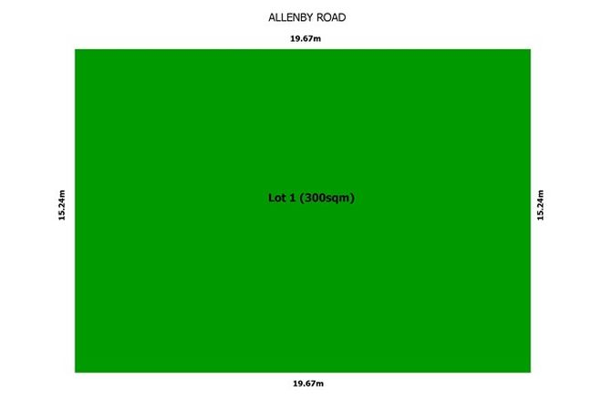 Picture of Lot 1 Allenby Road, OTTOWAY SA 5013