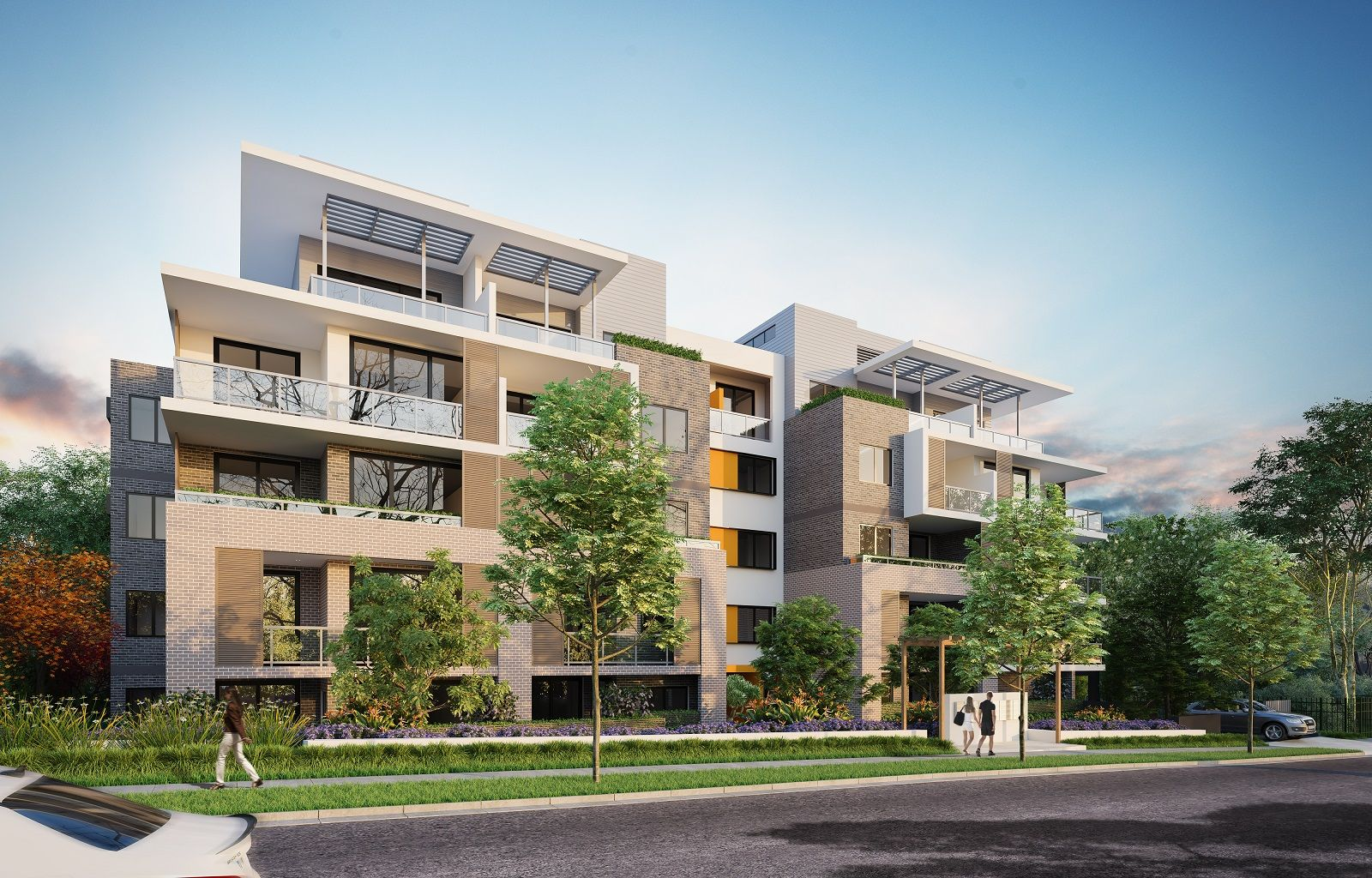 3-5A Citrus Avenue, Hornsby NSW 2077, Image 2