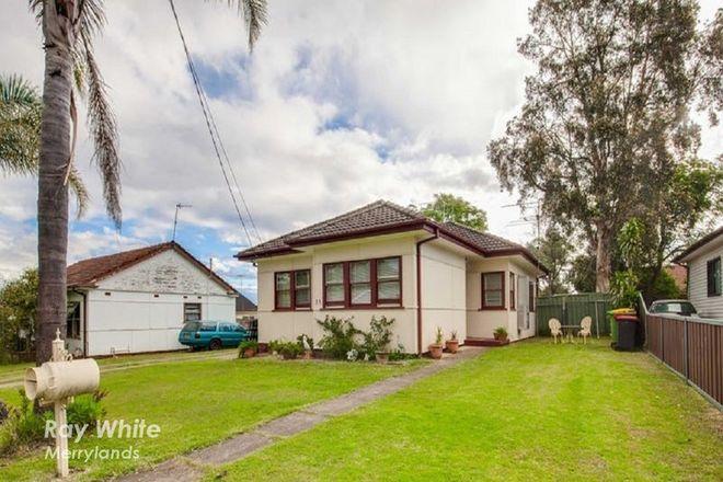 Picture of 33 Gordon Street, ST MARYS NSW 2760