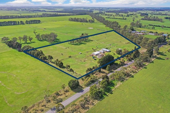 Picture of 1580 Cobden - Warrnambool Road, ECKLIN SOUTH VIC 3265