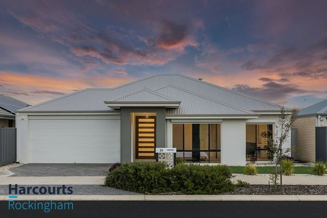 Picture of 26 Parkville Boulevard, BALDIVIS WA 6171
