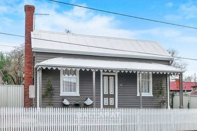 Picture of 19 Stocks Street, GOLDEN POINT VIC 3350