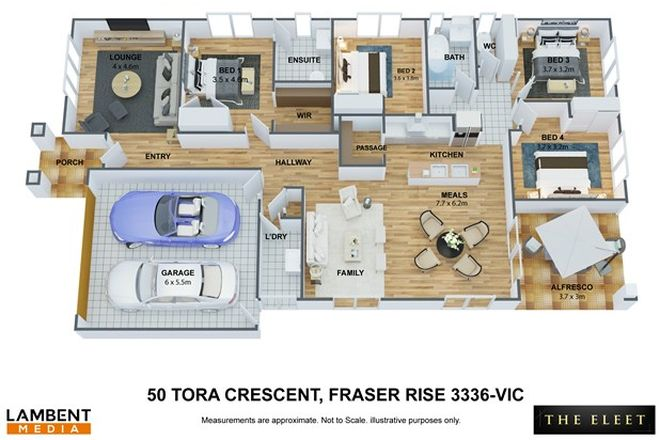 Picture of 50 Tora crescent, FRASER RISE VIC 3336