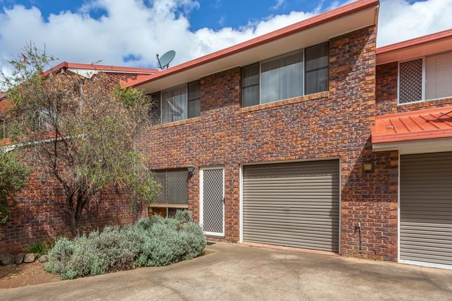 Picture of Unit 2/88 Anzac Avenue, NEWTOWN QLD 4350