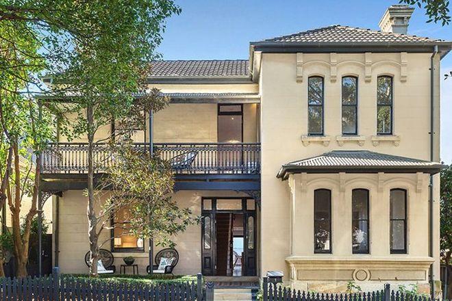 Picture of 1 Macquarie Terrace, BALMAIN NSW 2041