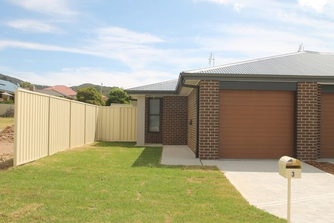 Picture of 3 Charles Lester Place, MUDGEE NSW 2850