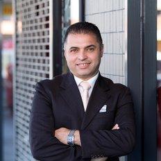 Colin Abbas, Sales representative