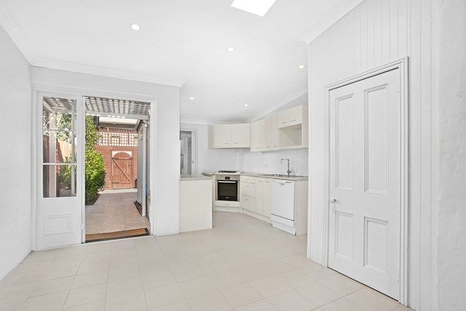 Picture of 60 Campbell Street, GLEBE NSW 2037