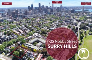 Picture of 7 - 25 Nobbs Street, Surry Hills NSW 2010