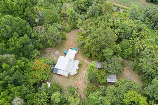 Picture of 45 Spandley Road, CAMP CREEK QLD 4871