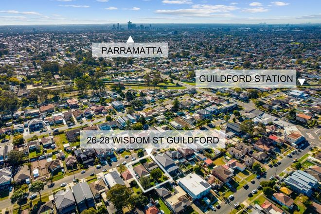 Picture of GUILDFORD WEST NSW 2161