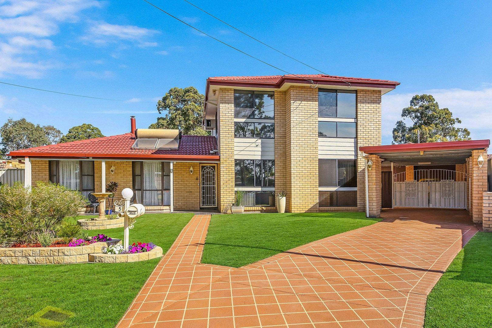5 Peeler Place, Milperra NSW 2214, Image 0