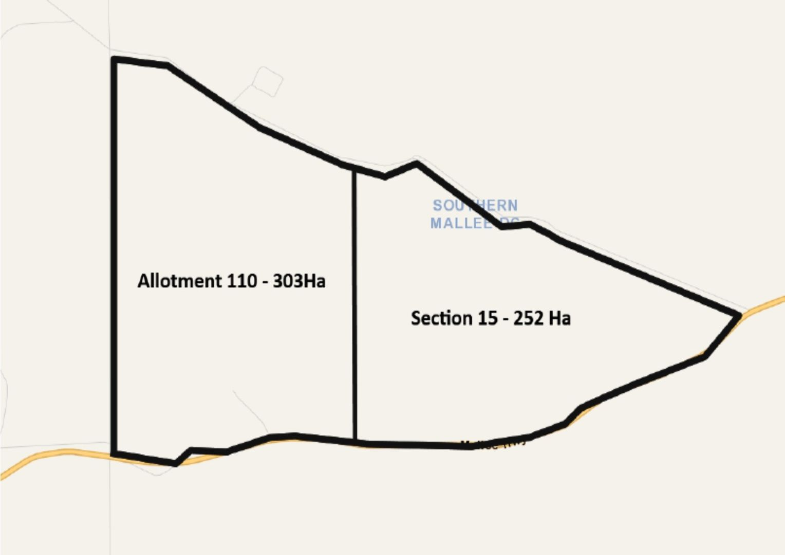 7981 MALLEE HIGHWAY, Parrakie SA 5301, Image 2