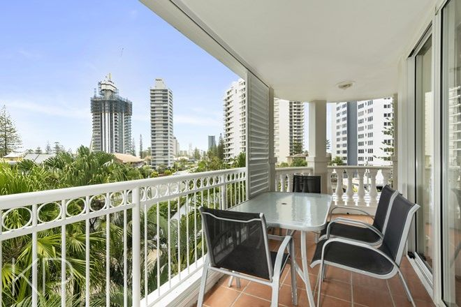 Picture of 28/122-130 Old Burleigh Road, BROADBEACH QLD 4218