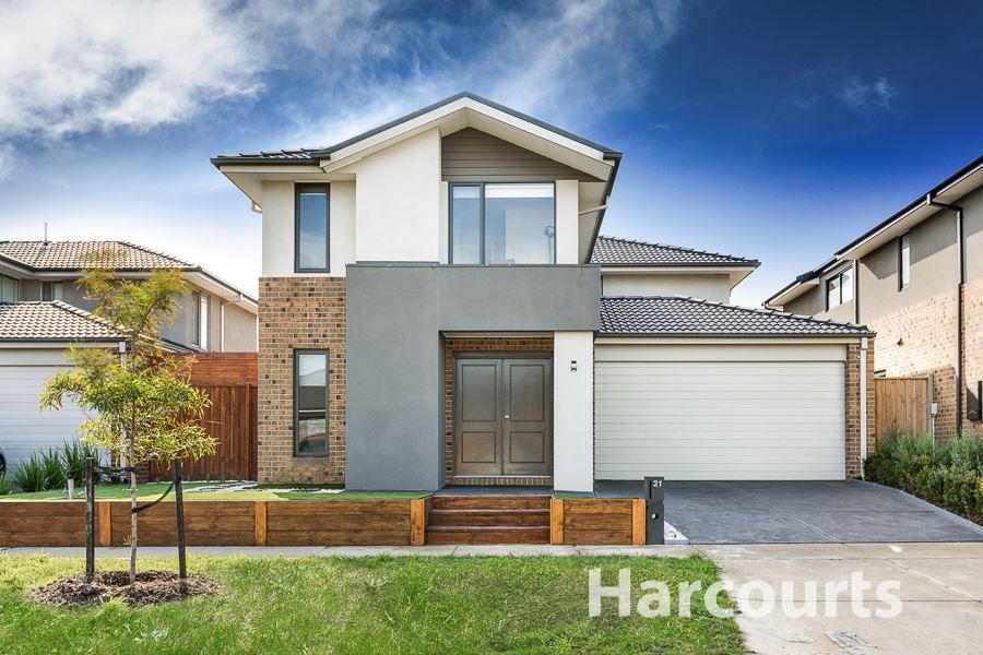 21 Savage Way, Clyde North VIC 3978, Image 0