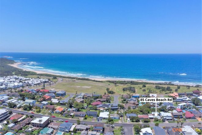 Picture of 85 Caves Beach Road, CAVES BEACH NSW 2281