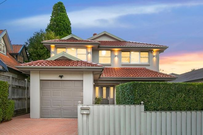 Picture of 42 Fourth Avenue, WILLOUGHBY NSW 2068
