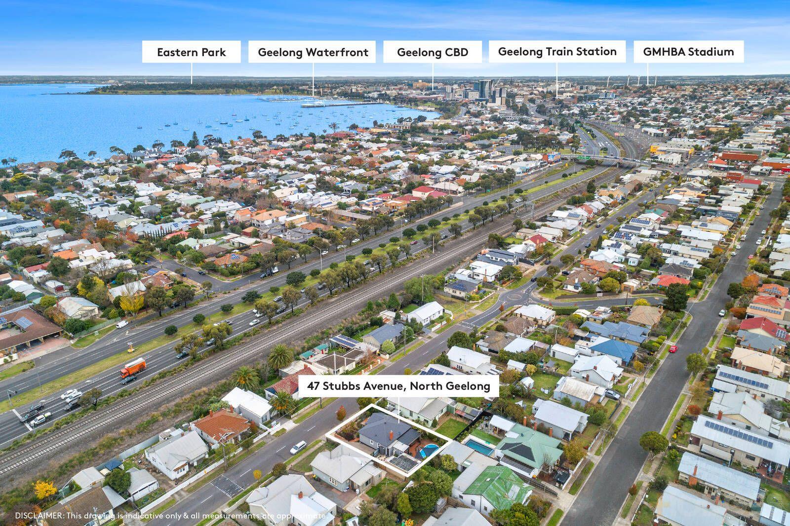 47 Stubbs Avenue, North Geelong VIC 3215, Image 1