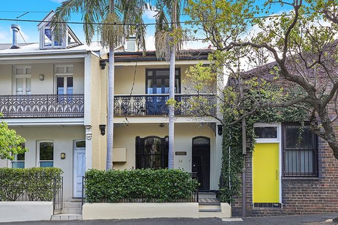 Picture of 14 Darghan Street, GLEBE NSW 2037