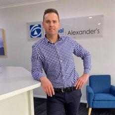 Regan Alexander, Sales representative
