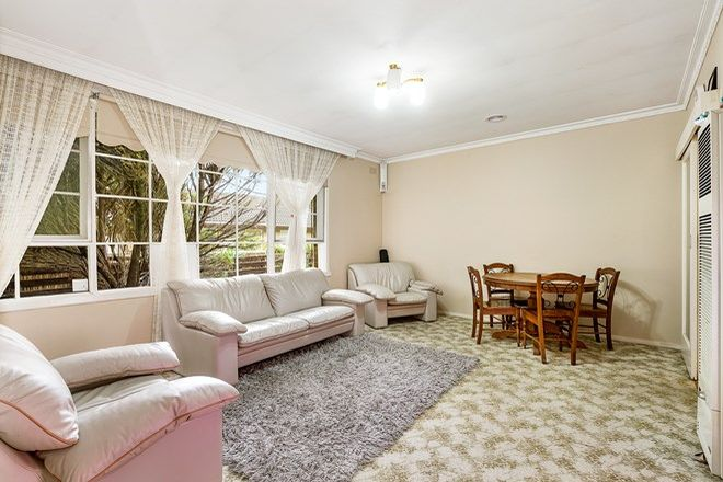 Picture of 5/7 Grenfell Road, MOUNT WAVERLEY VIC 3149