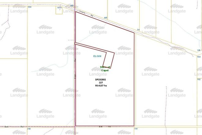 Picture of Lot 227 Elgin Road, ELGIN WA 6237