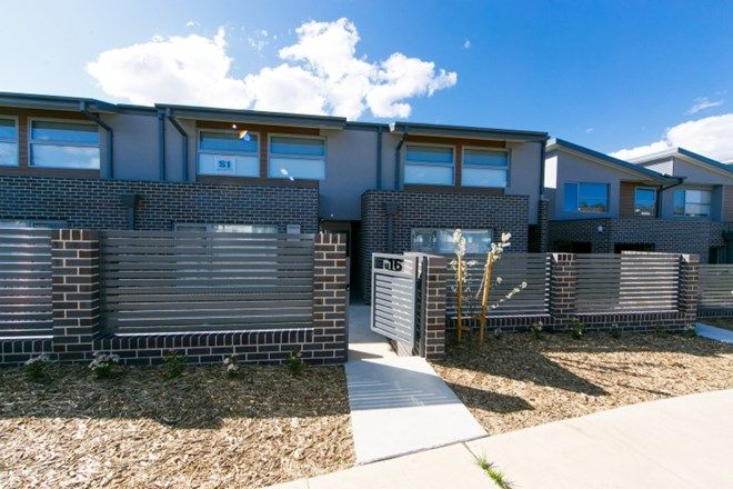 Picture of 16/18 Sellbach Street, WESTON ACT 2611