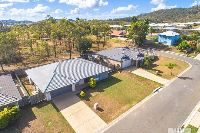 Picture of 7 Hedgerose Way, PARKHURST QLD 4702