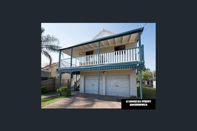 Picture of 62 Rocklea Street, ARCHERFIELD QLD 4108