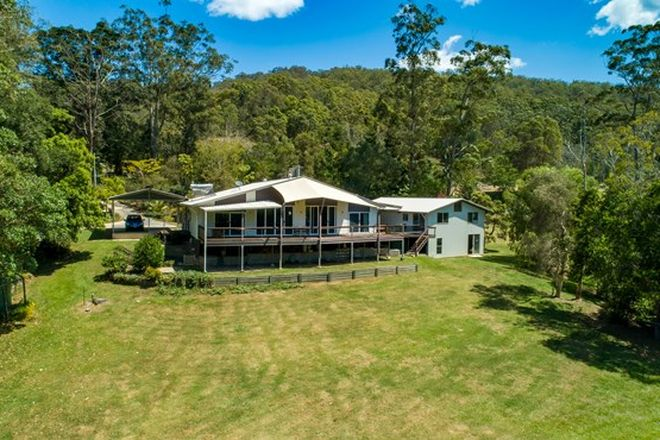 Picture of 284 Diamond Valley Road, DIAMOND VALLEY QLD 4553