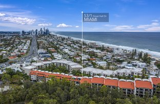 Picture of 53/1 Great Hall Drive, Miami QLD 4220