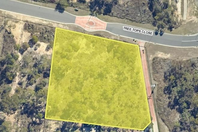 Picture of 3 Tree Tops Close, O'CONNELL QLD 4680