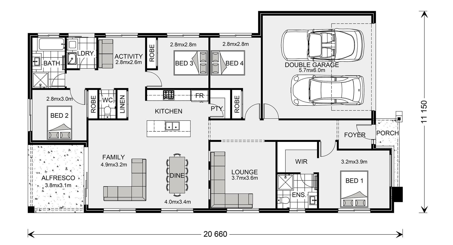Lot 1371 Moore Way, Lucas VIC 3350, Image 1