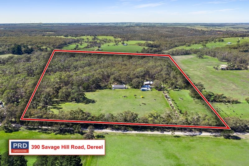 390 Savage Hill Rd, Dereel VIC 3352, Image 2