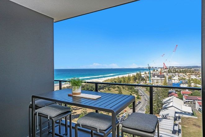 Picture of 1803/185 Old Burleigh Road, BROADBEACH QLD 4218