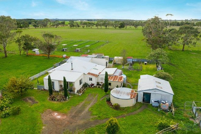 Picture of 45 Triggs Road, BUNGADOR VIC 3260