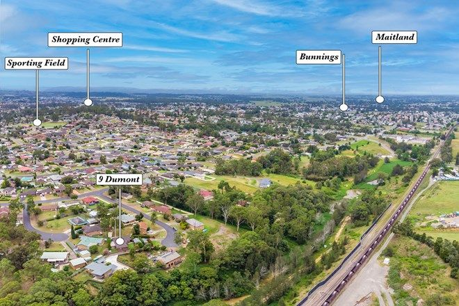 Picture of 9 Dumont  Close, RUTHERFORD NSW 2320